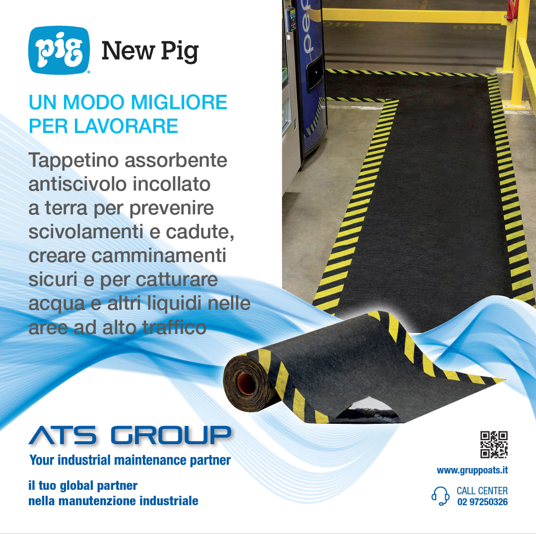 Tappetino PIG Grippy Safety Borders